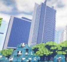 我的世界1.7.10模拟大都市整合包