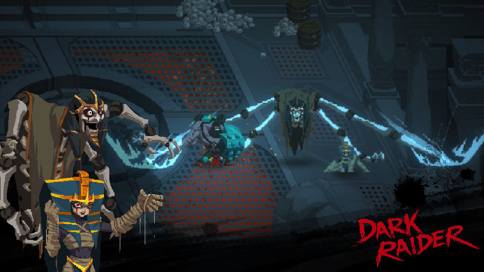 暗袭者DarkRaider图1