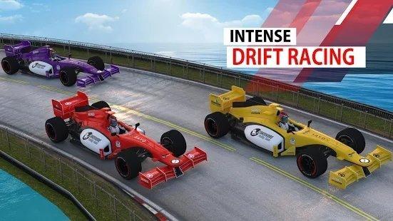 高速F7赛车技巧赛图1