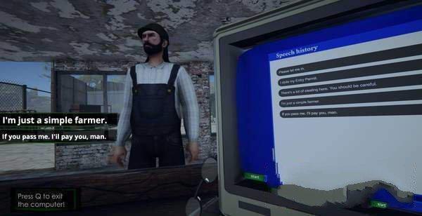 移民官模拟器图2