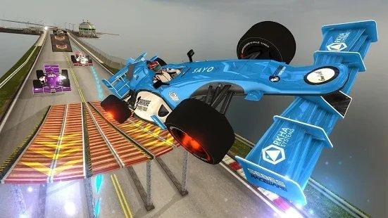 高速F7赛车技巧赛图2