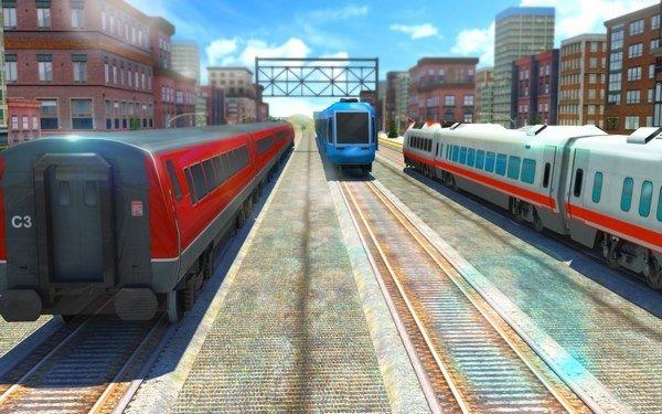模拟火车2017手机版图1