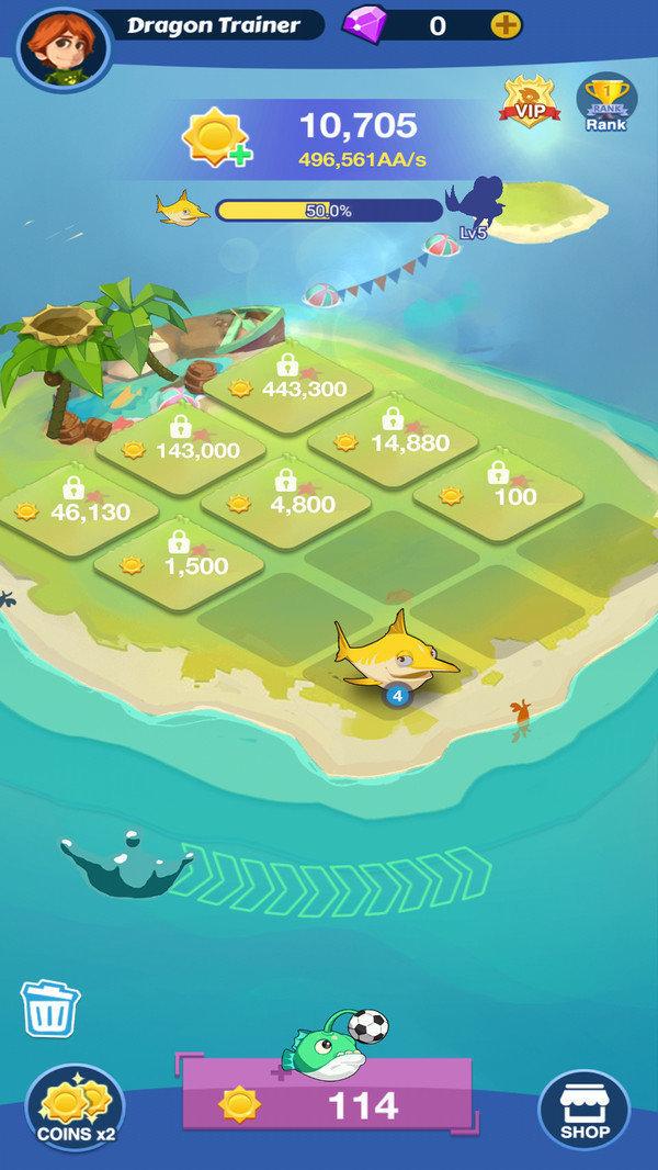魔幻鱼世界图2