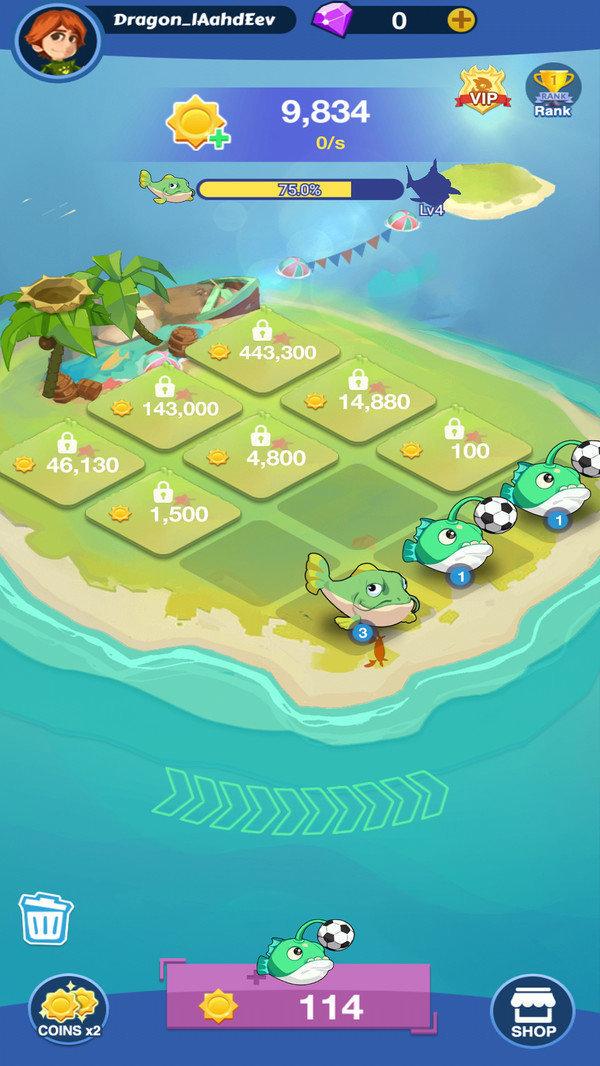 魔幻鱼世界图3