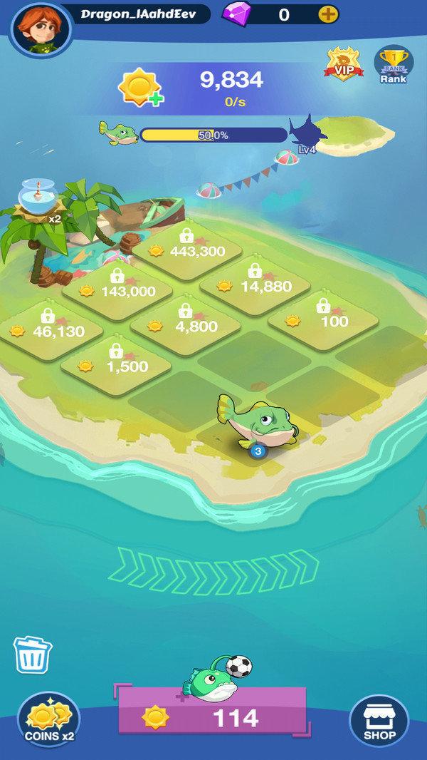 魔幻鱼世界图1