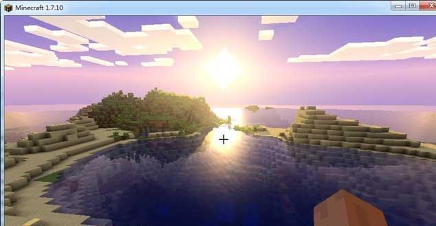我的世界1.7.10光影水反mod图4