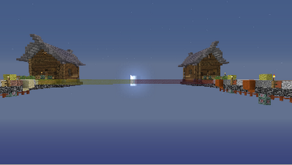 我的世界原版幸运方块冒险图1