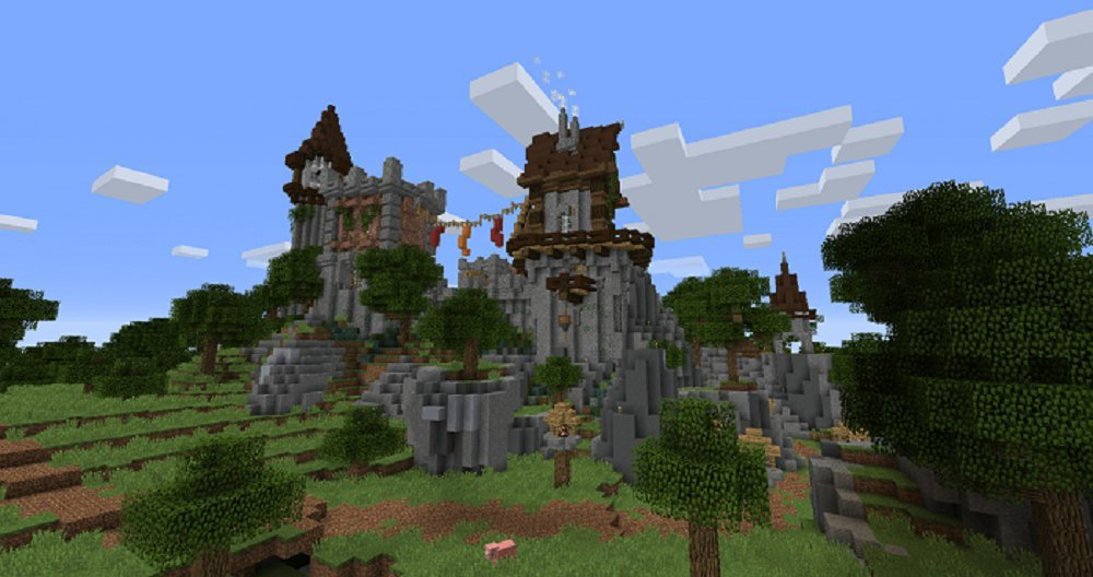 我的世界RTS版圖2