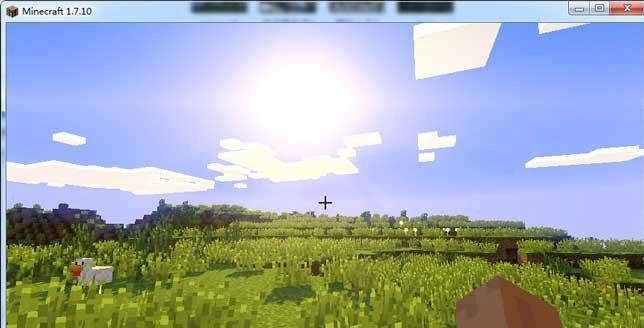我的世界1.7.10光影水反mod图5