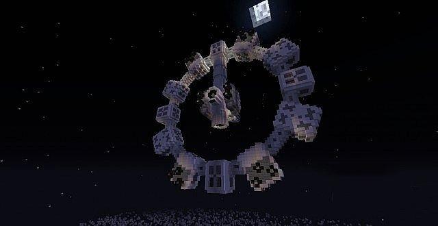 我的世界星际穿越地图存档图3