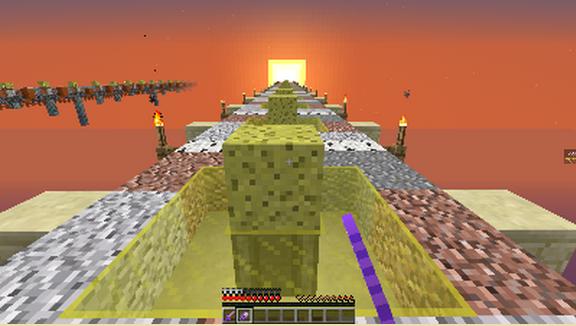 我的世界原版幸运方块冒险图2