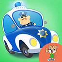 宝宝警察局巴士