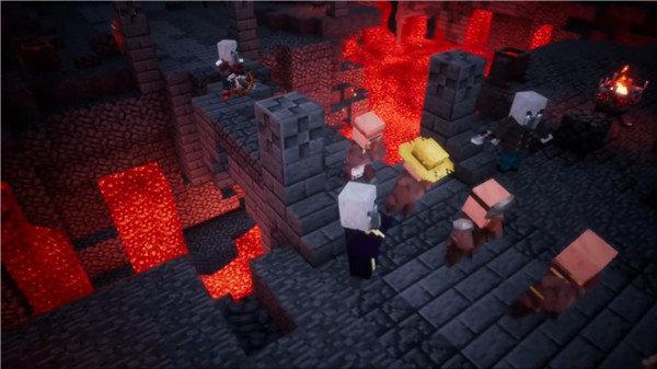 我的世界地下城破解版图2