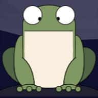 一只小青蛙