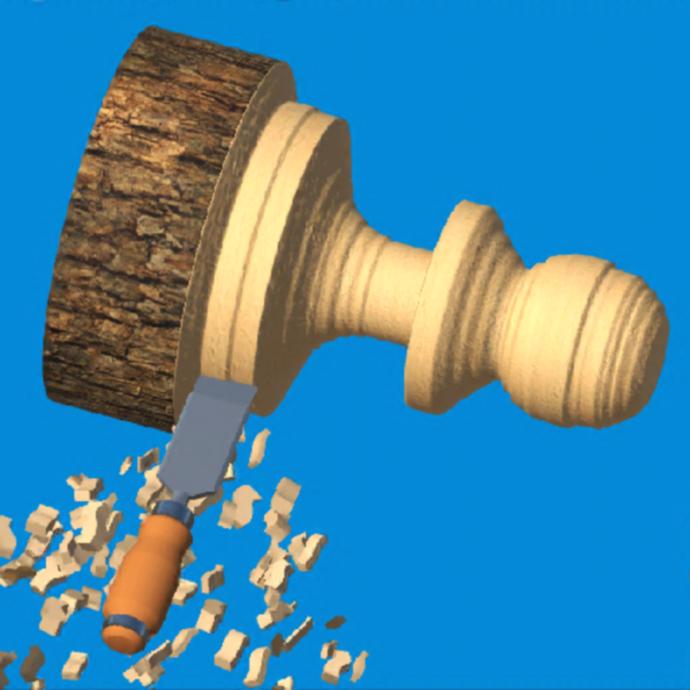 我雕木头贼6