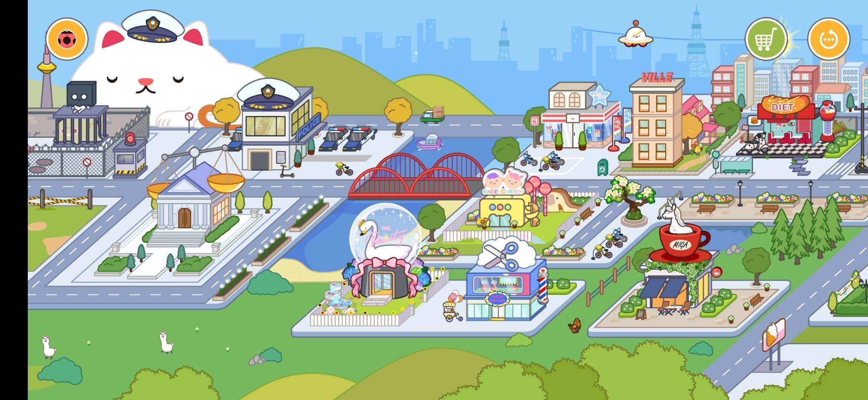 米加小镇世界修改版图3