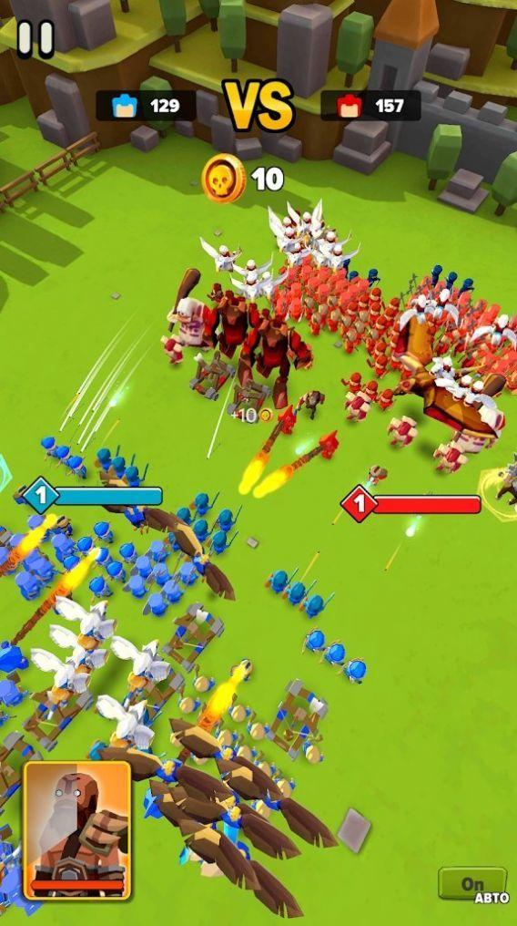军团冲突征服世界图2