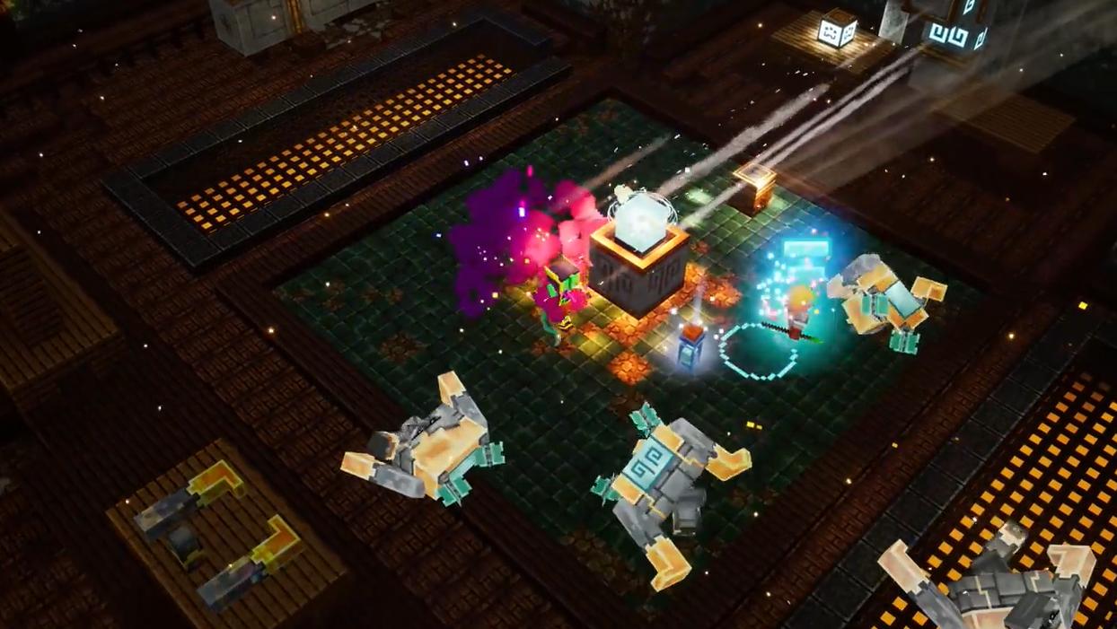 我的世界地下城新DLC圖3