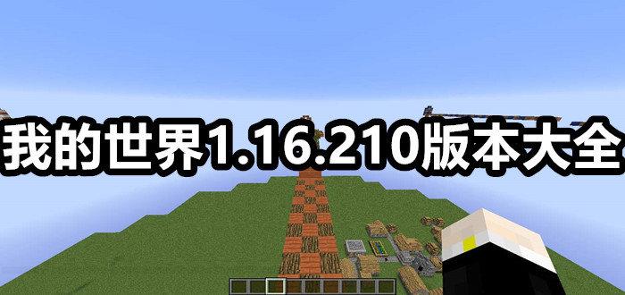 我的世界1.16.210版本大全