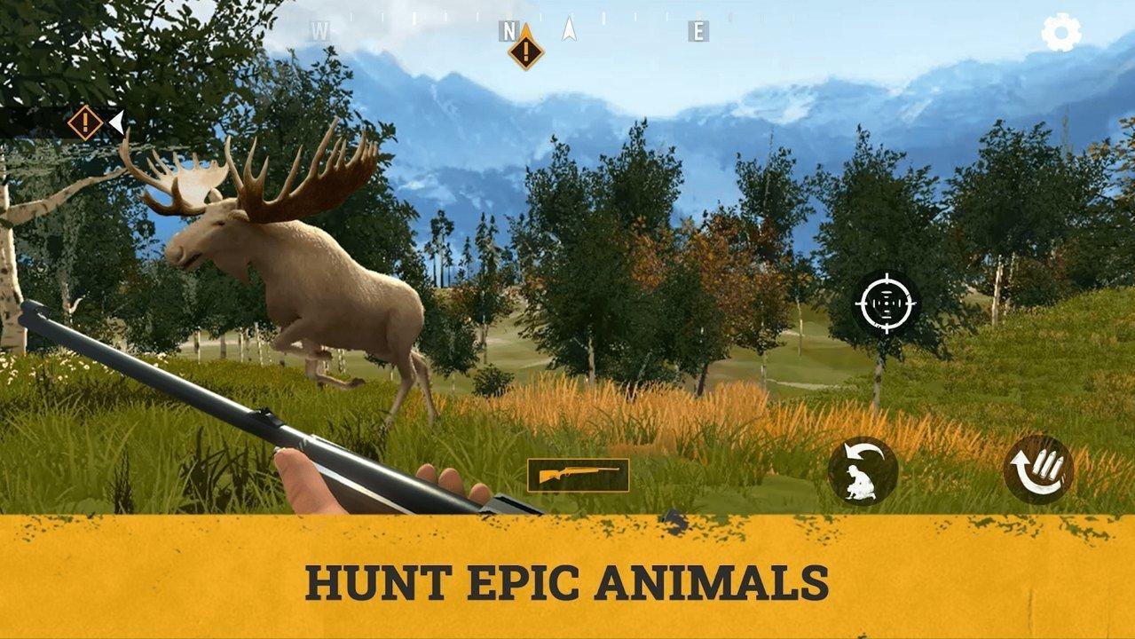 猎鹿三维狩猎图1