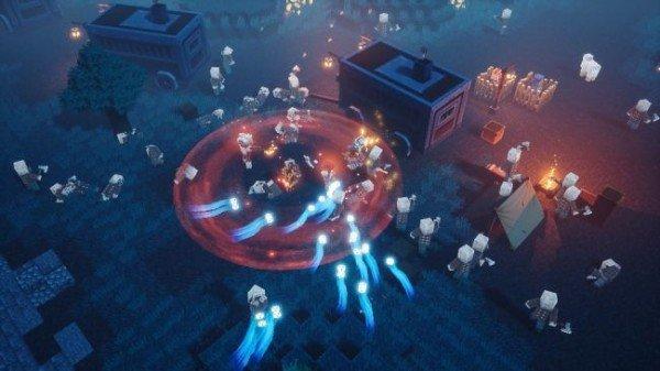 我的世界地下城启动器版图2