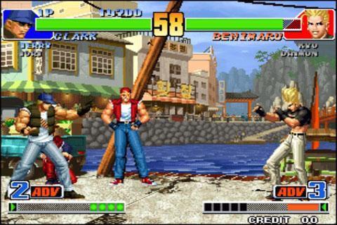 拳皇98完整版图2