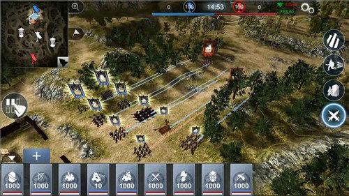 王朝崛起即时战术图2