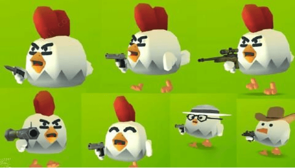 小鸡大乱斗图2