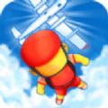人类高空跳伞