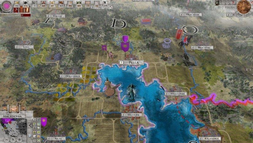 帝国希腊战争图1