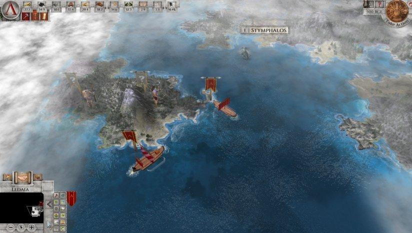 帝国希腊战争图2