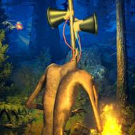 森林警笛頭生存