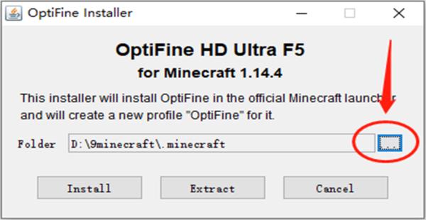 我的世界OptiFine HD MOD
