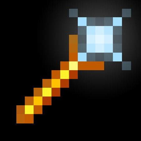 我的世界照明魔杖 Lighting Wand Mod