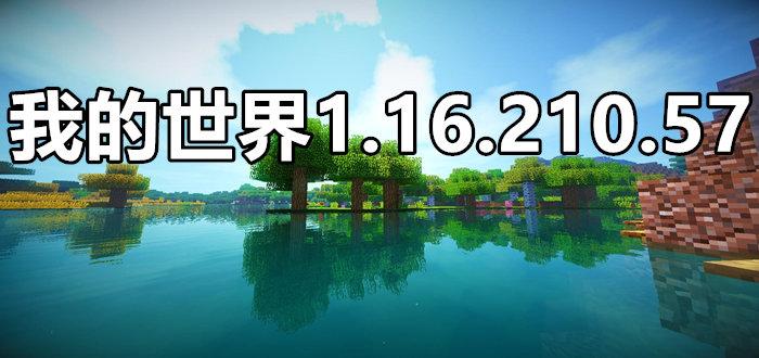 我的世界1.16.210.57
