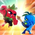 草莓人战斗