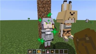 我的世界兽娘动物园 JapariCraft Mod图3