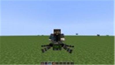 我的世界更多种类的蜘蛛 Much More Spiders Mod图4
