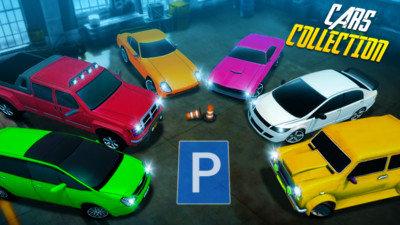 停车场游戏2021图1