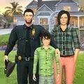 警察家庭模拟器